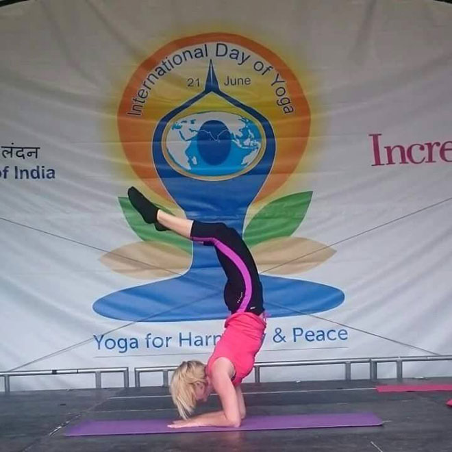 Annette Cohen yoga teacher